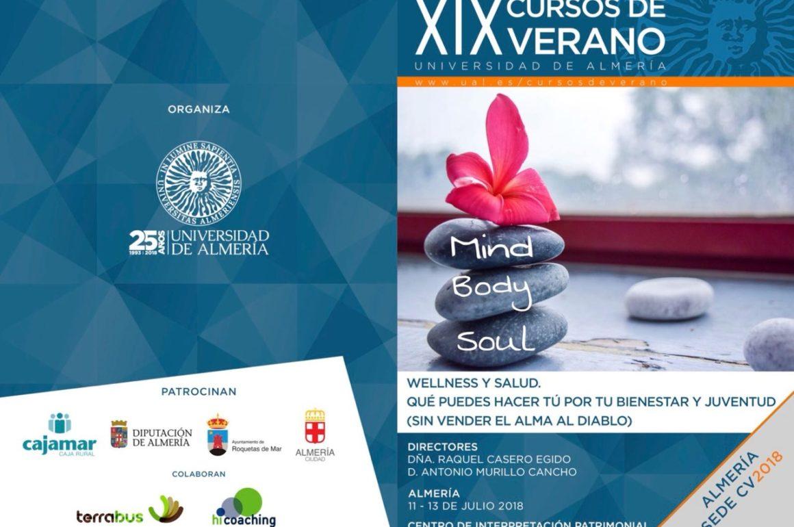 Wellness y Salud – XIX Cursos de Verano